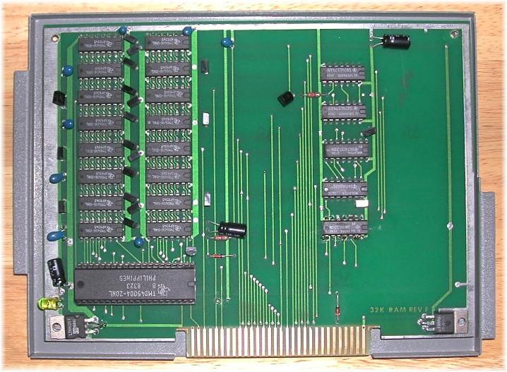 Corcomp 32k memory card
